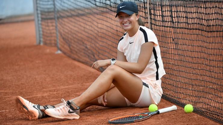 French Open: Świątek awansowała do ćwierćfinału turnieju juniorek