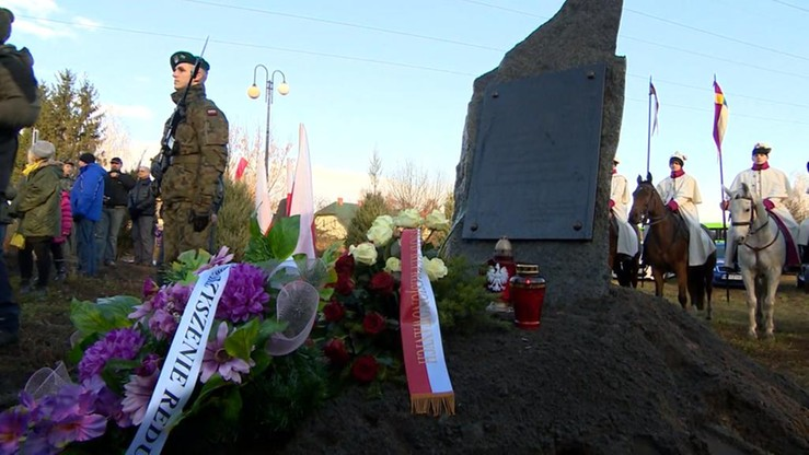 186. rocznica wybuchu powstania listopadowego. Prezydent: symbol niezłomnego ducha narodu