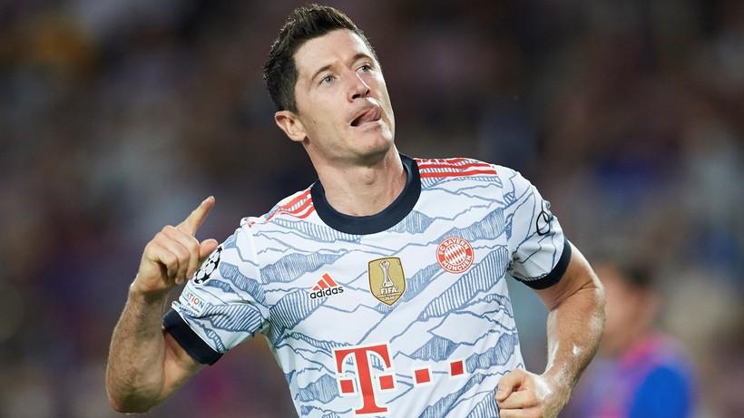 Liga Mistrzów: Dwa gole Roberta Lewandowskiego w meczu z Barceloną, pewna wygrana Bayernu Monachium (WIDEO)