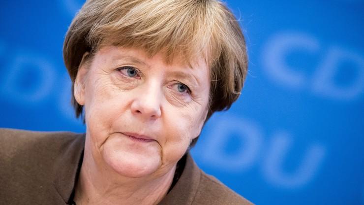 Merkel: zamknięcie grecko-macedońskiej granicy wpłynie na Schengen
