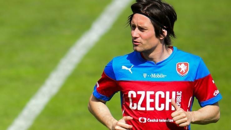 Były kapitan reprezentacji Czech pożegnał się z kibicami