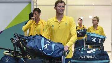 Złodzieje, pożar i brud. Pech nie opuszcza Australijczyków w Rio