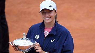 WTA w Rzymie: Iga Świątek powtórzyła wyczyn Agnieszki Radwańskiej sprzed ośmiu lat