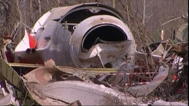 Onet: podkomisja smoleńska pokaże dowody na rozpad Tu-154 w powietrzu