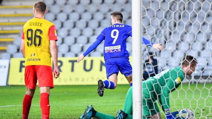 Fortuna 1 Liga: Wysokie zwycięstwo Bruk-Bet Termaliki w Kielcach