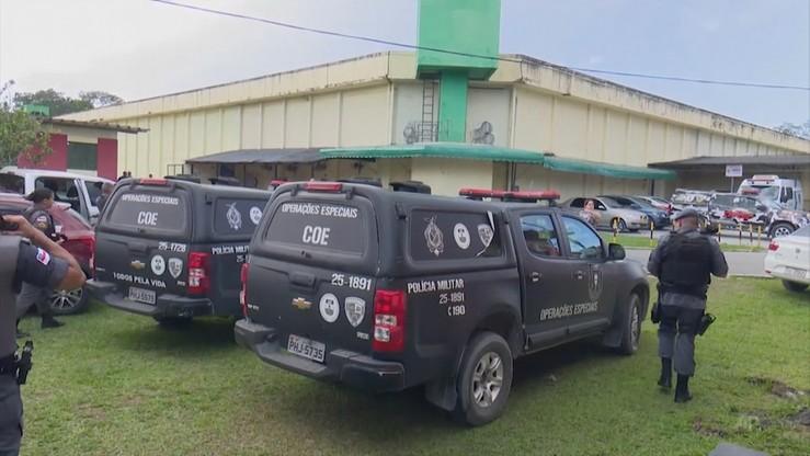 Co najmniej 40 zabitych w więzieniach w Brazylii