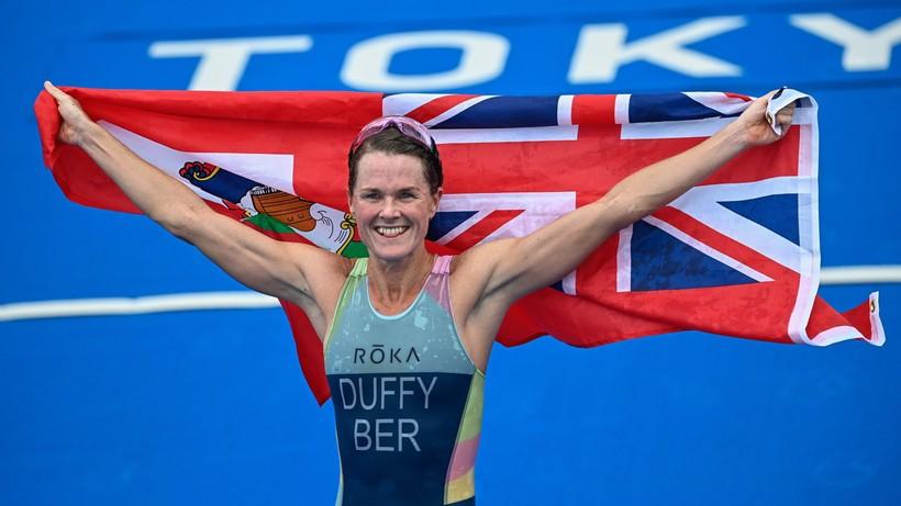 Tokio 2020. Triathlon: Flora Duffy rozsławia wyspiarskie Bermudy