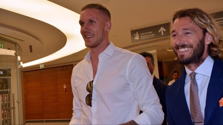 Olsen zastąpił Alissona w bramce AS Roma