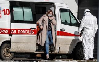 Radykalne kroki Rosji. Zakaz wjazdu dla cudzoziemców