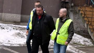 65-letni rolnik-stalker aresztowany