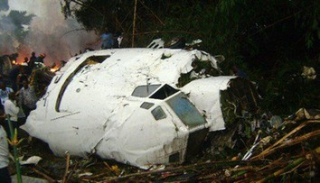 Katastrofa wojskowego samolotu w DR Konga. Załoga zginęła