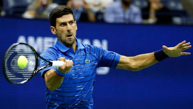 Ranking ATP: Djokovic wciąż na czele, Hurkacz w czwartej dziesiątce