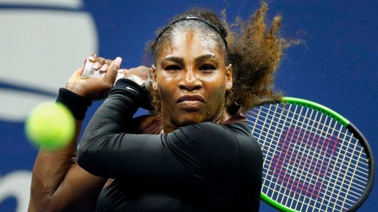 US Open: Serena Williams po raz 12. w półfinale