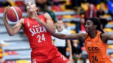 Turniej Wrocławska Iglica: Triumf koszykarek CCC Polkowice
