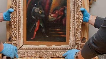 FBI odnalazło obraz Chagalla, który skradziono 30 lat temu z apartamentu na Manhattanie