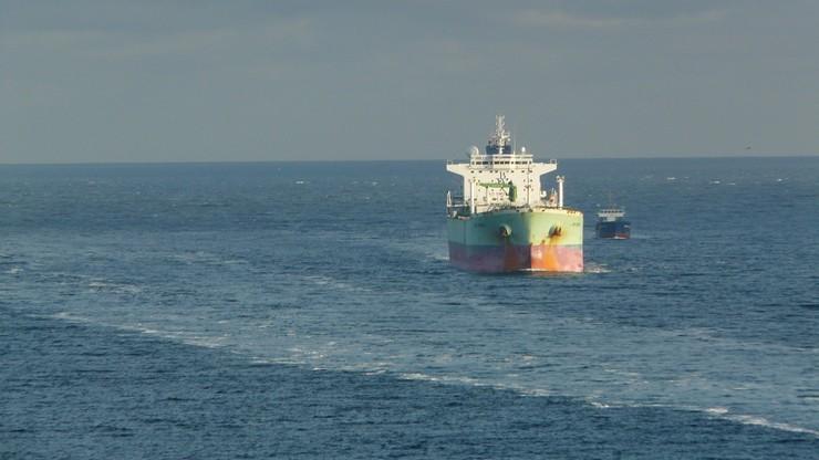 Tankowiec zaginął w cieśninie Ormuz. Z załogą nie ma kontaktu