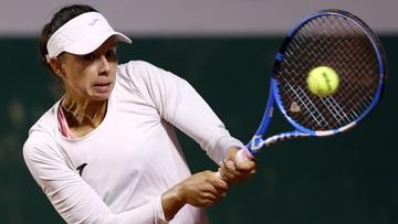 French Open: Magda Linette awansowała do drugiej rundy debla