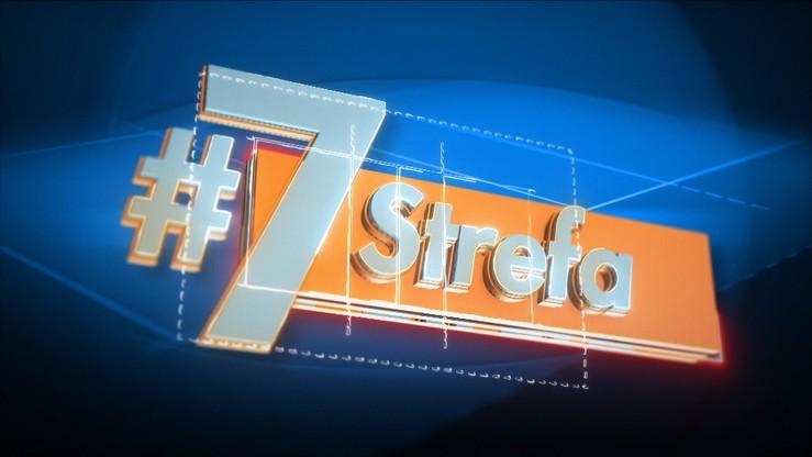 Magazyn #7strefa: Transmisja w Polsacie Sport