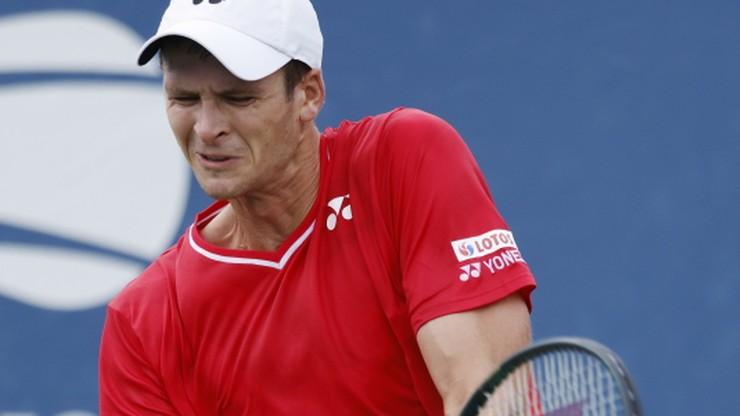 ATP w Melbourne: Kamil Majchrzak w drugiej rundzie singla. Hubert Hurkacz wygrał w deblu