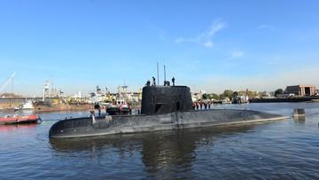 Zaginiony argentyński okręt podwodny ARA San Juan sygnalizował awarię