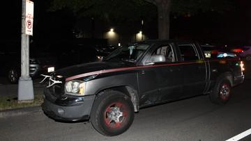 Uzbrojony neonazista zatrzymany przez policję Kapitolu