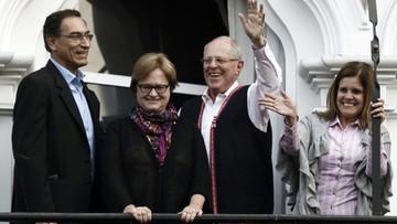 Wybory w Peru: minimalna przewaga Kuczynskiego