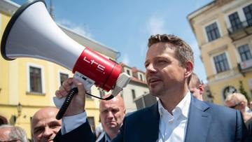 Rafał Trzaskowski wspiera WOŚP. Przekazał nietypowy przedmiot