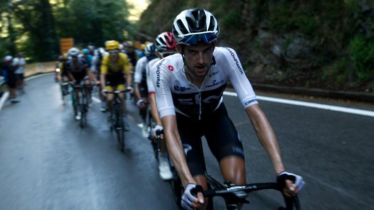 Criterium du Dauphine: Poels wygrał siódmy etap, Fuglsang liderem