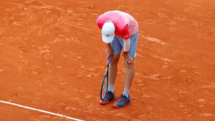 Dawid Olejniczak: Tenis to sport dla przegranych