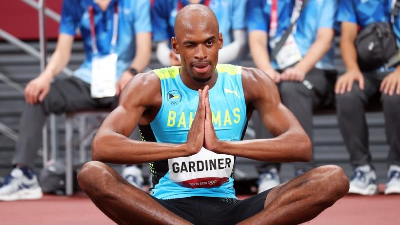 Reprezentant Bahamów mistrzem olimpijskim w biegu na 400 m