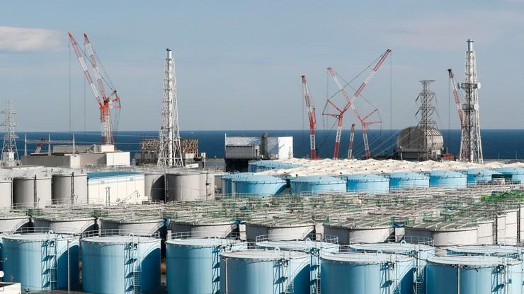 Japonia. Woda z elektrowni Fukushima trafi do oceanu