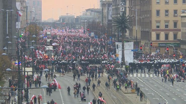 Sąd apelacyjny oddalił zażalenie ws. Marszu Niepodległości