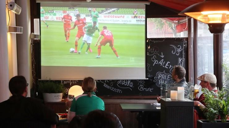 Bundesliga: Władze rozgrywek chwalą postawę kibiców