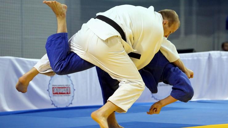PŚ w judo: Damian Szwarnowiecki na podium. Wysokie miejsca Polaków