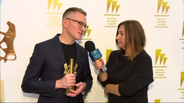 """""""Wszystkie nasze strachy""""laureatem Złotych Lwów. Reżyser Łukasz Ronduda dla Polsat News"""