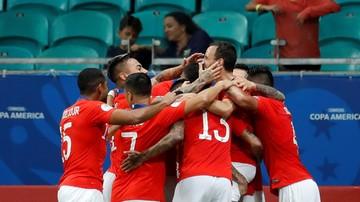 2019-06-22 Copa America: Chile pokonało Ekwador i zameldowało się w ćwierćfinale