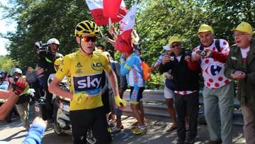 Czterokrotny zwycięzca Tour de France przedwcześnie zakończył sezon. Przez wypadek w kuchni