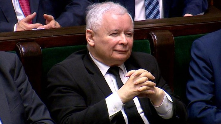 """Umorzono """"dyscyplinarkę"""" sędziego, który porównał Kaczyńskiego do Hitlera"""