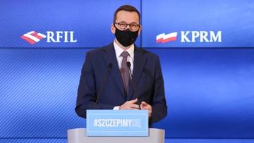 Premier Morawiecki: to być może najtrudniejszy moment epidemii