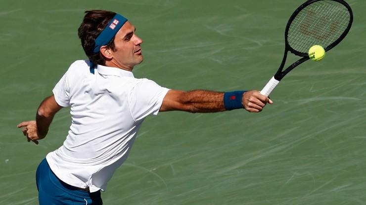 Federer: Gram według jasnego planu