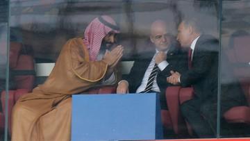 Grosicki jak Putin, Peszko jak saudyjski książę. Piłkarze kadry sparodiowali scenę z meczu otwarcia