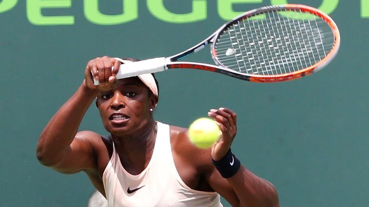 WTA w Miami: Triumf Amerykanki Stephens