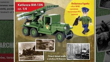 IPN interweniuje ws. figurki oficera NKWD w kolekcji dla dzieci