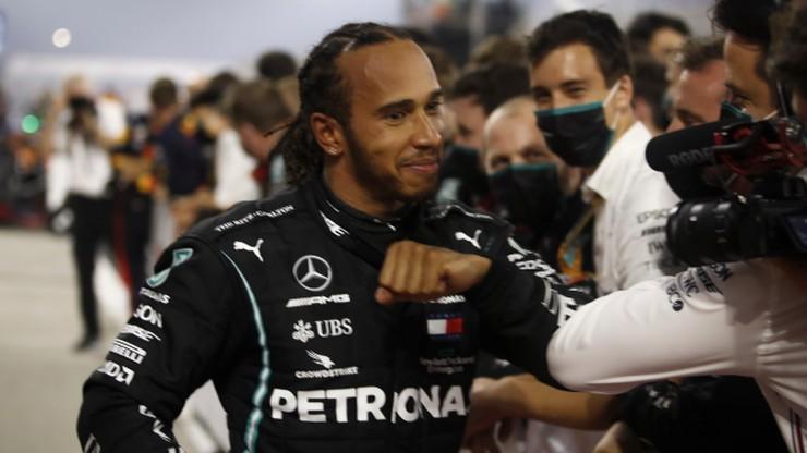 Formuła 1: Lewis Hamilton zakażony koronawirusem. Nie wystąpi w GP Sakhir