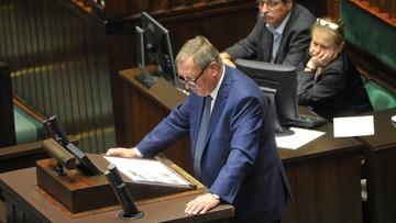 """""""GW"""": minister Szyszko doniósł na swoich zaufanych leśników"""