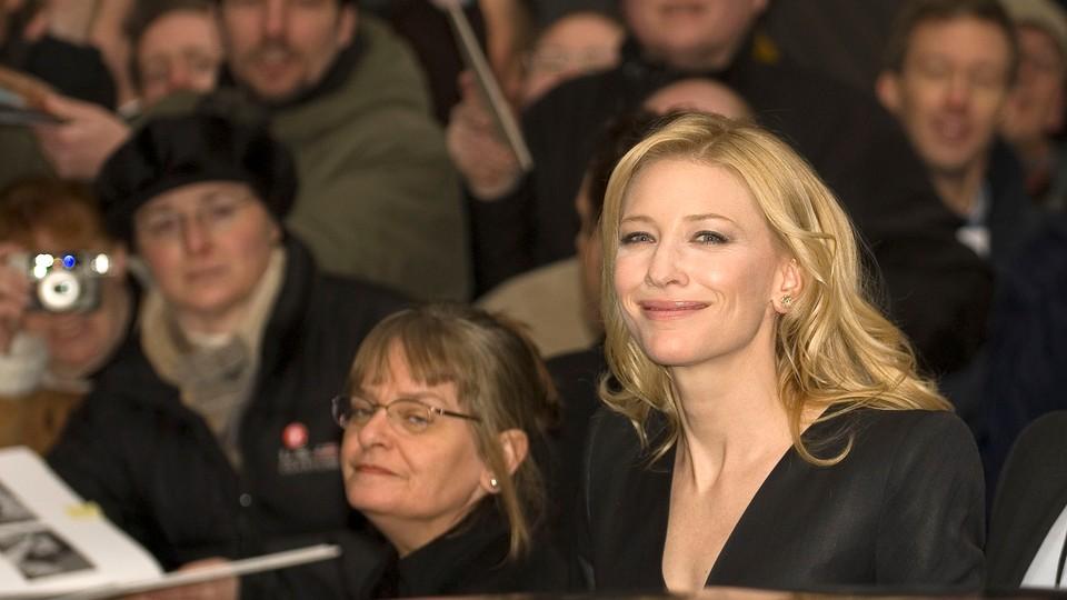 Cate Blanchett na Berlińskim Festiwalu Filmowym