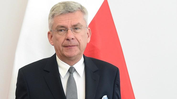 Karczewski: prokuratura bardzo starannie zajęła się sprawą Igora Stachowiaka