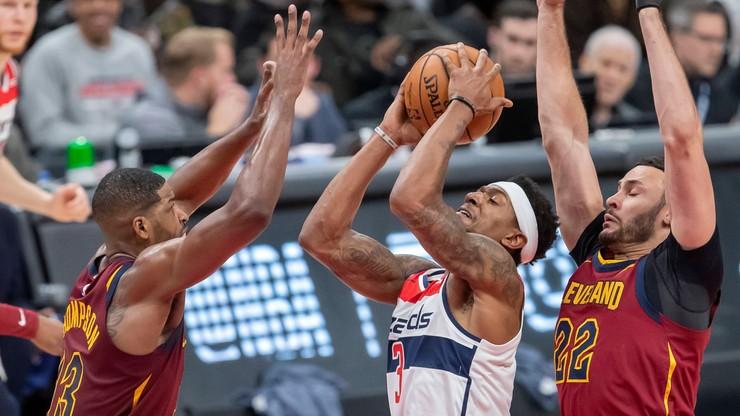 NBA: Cavaliers ponieśli najwyższą porażkę we własnej hali