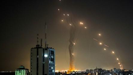 Zobacz, jak potężna Żelazna Kopuła broni Izrael przed rakietami wroga [WIDEO]
