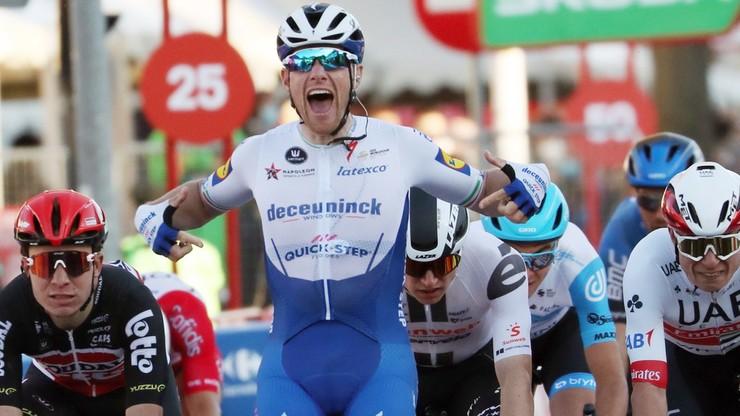 Vuelta a Espana: Sam Bennett wygrał etap. Richard Carapaz nadal liderem